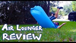 Air Lounger Review and JESUS!