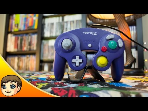GameCube Controller for PC! | RetroLink GameCube USB Controller Review