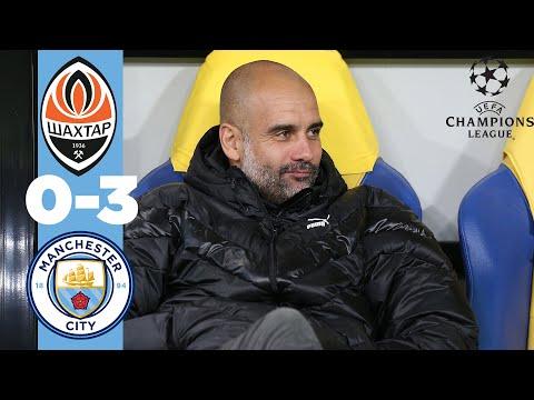 Video: PEP GUARDIOLA REACTION | SHAKHTAR 0-3 MAN CITY | Champions League