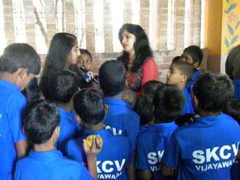 EduLeaves Founder Sriya TV9 Interview