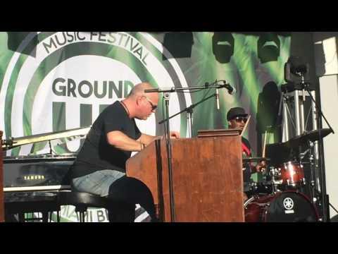 John Medeski's Mad Skillet - Baby Goats, Groundup music festival, Miami, FL 2/12/17