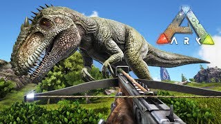 Taming a max level Giga in ARK: Survival Evolved Ragnarok! ARK Survival Evolved gameplay episode 14 with Typical Gamer!