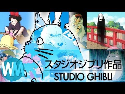 Top 10 Best Studio Ghibli Movies