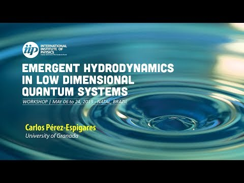 Fluctuating hydrodynamics and current fluctuations in boundary-driven (...) - Carlos Perez Espigares
