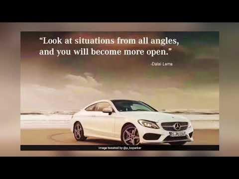 Ärger wegen Anzeige: Mercedes-Werbung erregt die Ge ...