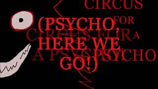 Video Skillet- Circus for a Psycho (Lyrics) MP3, 3GP, MP4, WEBM, AVI, FLV Desember 2017