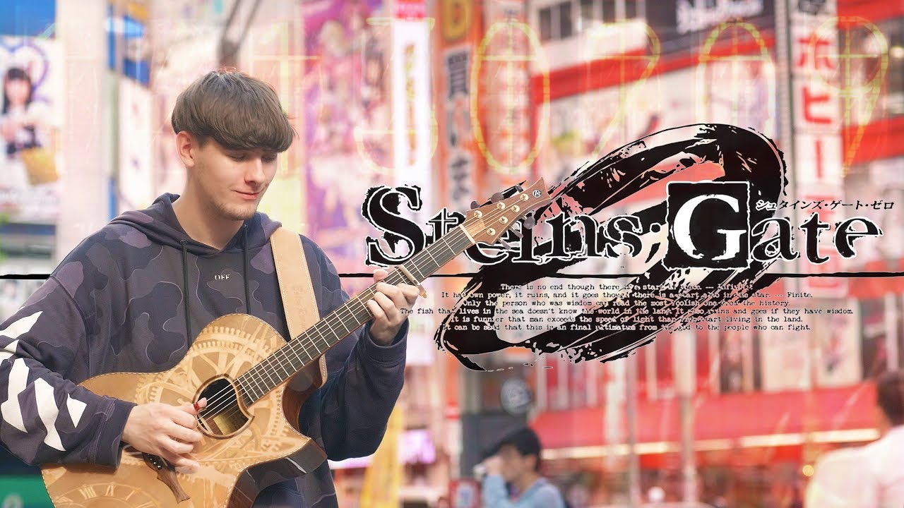Steins;Gate 0 OP – Fatima – Fingerstyle Guitar Cover
