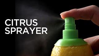Citrus Fruit Sprayer by Tasty