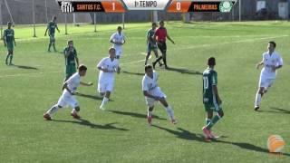 playmkt - Santos F.C. x S.E. Palmeiras - Paulista Cup 2017 - sub 14