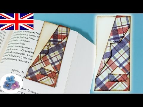 fathers day gift - In this DIY video we make this magnetic book marks to can give for father's day NEW VIDEO: WEDNESDAY AND FRIDAY SUBSCRIBE FREE : http://www.youtube.com/user/...