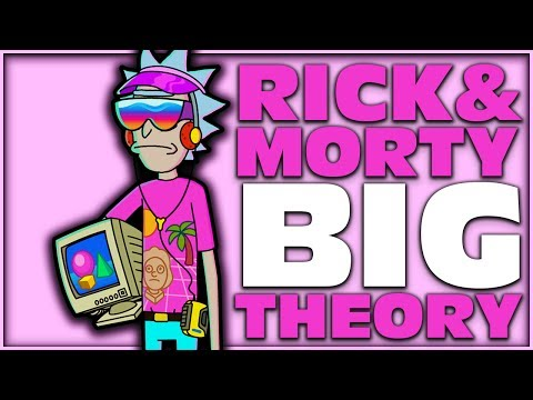 RICK AND MORTY THEORY EXPLAINED ( RICK AND MORTY SEASON 3 IS COMING )