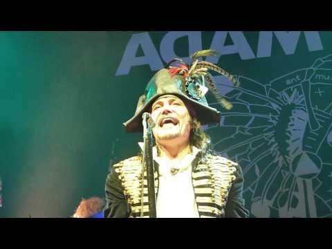 Adam Ant - Dog Eat Dog - De Montfort Hall, Leicester - 24/05/2016