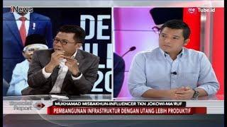 Video Pemerintah Jokowi Bangun Infrastruktur dari Dana Utang, Ini Kata Misbakhun - Special Report 22/01 MP3, 3GP, MP4, WEBM, AVI, FLV Januari 2019