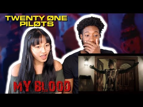 Video TWENTY ONE PILOTS - MY BLOOD [OFFICIAL VIDEO] | REACTION download in MP3, 3GP, MP4, WEBM, AVI, FLV January 2017