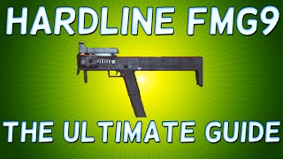 The EASY way to unlock the Battlefield Hardline FMG9
