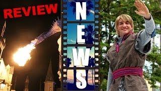 Diagon Alley Universal Studios & Hollywood Studios Frozen Summer Fun REVIEW - Beyond The Trailer