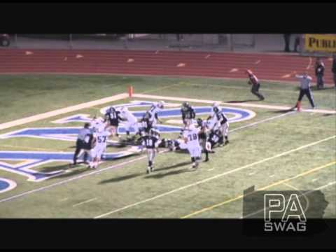 baney - Xavier Baney - Running Back - Cedar Cliff - Class of 2013, 2011 Season Highlights. PASWAG.COM.