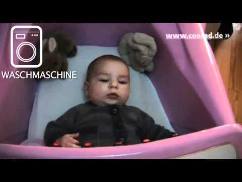 Die Babywiege für Härtefälle - im Live-Test!