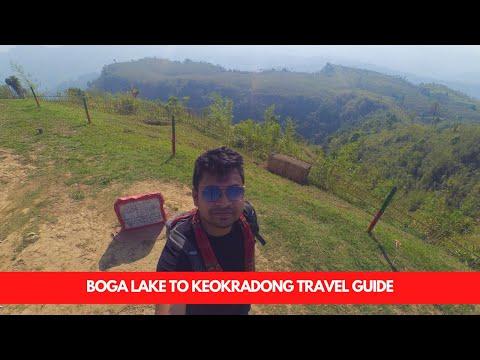 BANGLADESH TOUR # BOGA LAKE TO KEOKRADONG HILL BANDARBAN