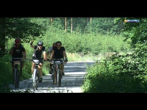 Ogólnopolski Rajd Bike Orient w powiecie włoszczowskim