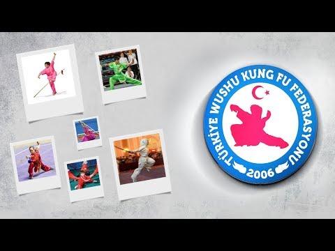 Elif Akyüz 14. Dünya Wushu Şampiyonası SHUANGJİAN performansı.