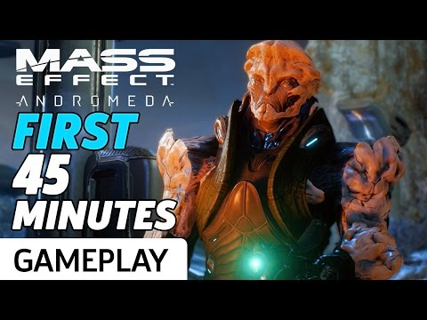 Andromeda's Frustrating First Impressions – The Lobby