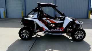 7. 2013 Arctic Cat Wildcat with Stereo Top and More!