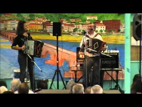 13-11-2011 CLAUDIA MARTINS e CACHADINHA ao desafio em Ivry Paris video3.