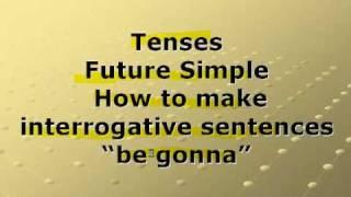 53 Future Simple interrogativeجمل سؤاليه مستقبل البسيط نوع الثاني