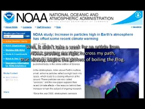 NEXRAD - Nano Skies Movie: Chemtrails Revealed (HD) http://ow.ly/fO55Z Weather War Big Picture: Geo-Engineering & Bio-Engineering - V.1 http://ow.ly/fa0NI NOAA study:...