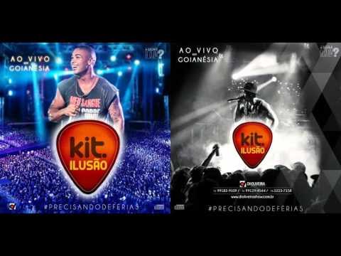 Desce no Grau - Kit Ilusão (CD Ao Vivo - Goianésia)