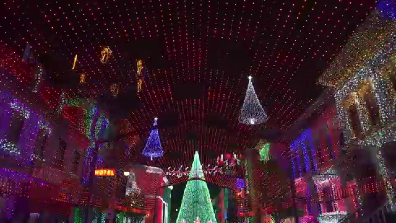 Osborne Family Spectacle of Dancing Lights - Parade of the Wooden Soldiers