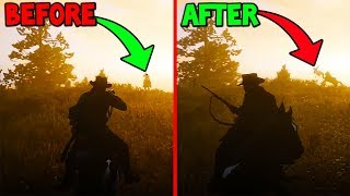 10 Things You Missed in the RED DEAD REDEMPTION 2 Gameplay Trailer