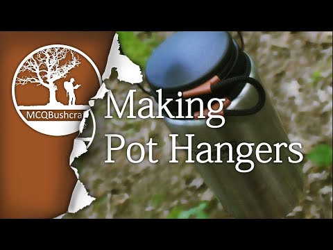 Cooking Pots & Pot Hanger