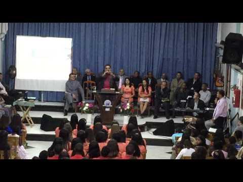Pr Alan Miranda - Congresso de Adolescentes Assembleia de Deus em Ibiraçu - ES
