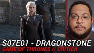 Game of Thrones está de volta e lógico que já começo as resenhas por aqui. Nesse primeiro episódio da sétima temporada já...