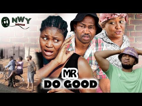 Mr Do Good 3&4 - 2018 Latest Nigerian Nollywood Movie/African Movie New Released Full Movie 1080p