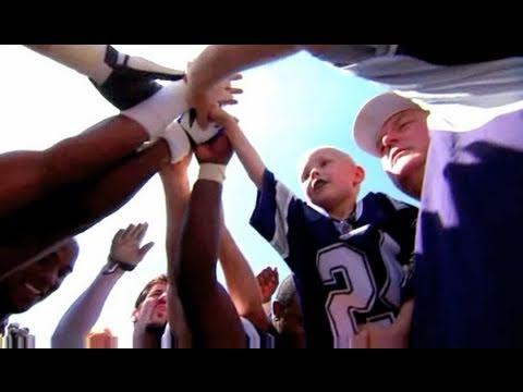 My Wish: Ian Joins the Dallas Cowboys