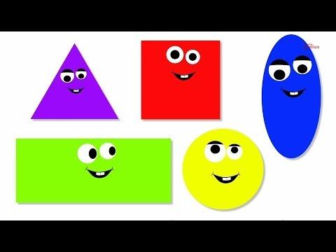 Shape Song   Shapes Song   preschool