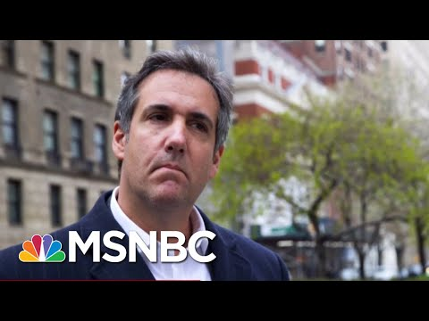 Buzzfeed Editor Speaks Out After Michael Cohen Drops Suit | All In | MSNBC