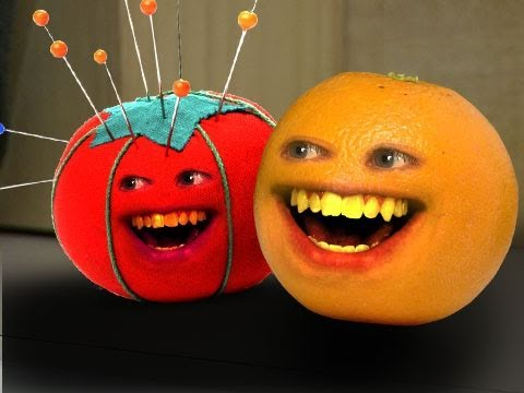 Annoying Orange - The Voodoo You Do!