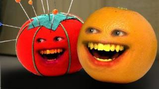 Video Annoying Orange - The Voodoo You Do! MP3, 3GP, MP4, WEBM, AVI, FLV Januari 2018