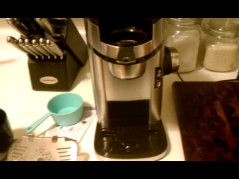 "Hamilton Beach Coffee Maker – ""The Scoop"""