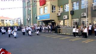 maltepe dumlupınar ilkokulu 10 kasım töreni