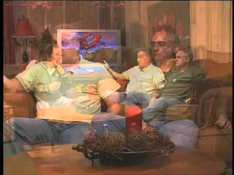 Joe Starr & Don McEnery on Howie's Late Night Rush, Lake Tahoe Television