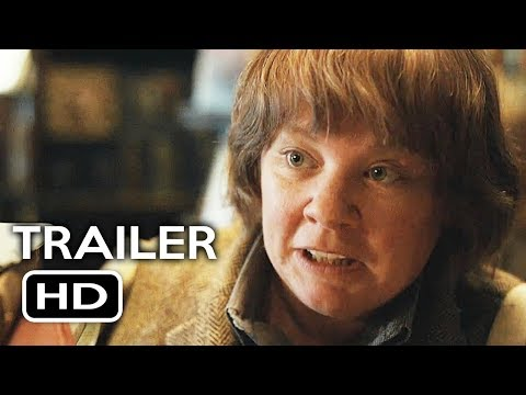 Can You Ever Forgive Me trailer Hollywood movie