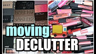 My makeup collection declutter for 2017 because I'm moving to a new house.  Filmed in May 2017 and lost a lot of footage. Check out my past DECLUTTERS that are thorough and cut-throat...MORE DECLUTTERS: http://bit.ly/1TUP0leLipsense Review Video: https://youtu.be/yd7j8jUS3DU► SUBSCRIBE FOR MORE BEAUTY VIDEOS: http://bit.ly/subtojess► MY HUSBAND TYLER'S CHANNEL/OUR VLOGS: http://bit.ly/1lDqfvi► SNAP  IG  TWITTER  FB: @jambeauty89❋ EBATES//MAKE MONEY SHOPPING ONLINE: http://bit.ly/1g7rj6W❋ HAUTELOOK//GET 50% OFF HIGH END MAKEUP: http://bit.ly/1fWXfuv▼ CONTACT ▼EMAIL for Business Inquiries: jambeauty89@gmail.comMAIL: PO Box #50204 Indianapolis, IN 46250DISCLAIMER:  This video is not sponsored.  All opinions are my own, honest opinions, regardless of sponsorship, referral links, and/or affiliation. Product links with Go.Magik.ly and links denoted with a ❋ denotes a referral and/or affiliate link. MUSIC: All Sound Effects Provided by: Youtube Audio Library. End Credits: Italian Afternoon by Twin Musicom is licensed under a Creative Commons Attribution license (https://creativecommons.org/licenses/...) Artist: http://www.twinmusicom.org/
