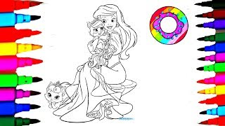 SUBSCRIBE for MORE fun new Coloring videos everyday.Have your imagination go wild and wide. Learn to be creative in your own way. Sit back and relax. Enjoy!!!https://www.youtube.com/user/KidzToyzNzCheck out more of our videos: Disney Princess Coloring Book Pages Ariel Rainbow Color Kids Brilliant Fun Art https://youtu.be/E1M4_w4DtMMBarbie Rock N' Royals Coloring Book Page Compilation https://youtu.be/_ykI8mvXiMsLEGO Friends Coloring Book Pages Lego Girls Brilliant Color https://youtu.be/DtT_0vJfGT4Paw Patrol Coloring Book Pages Brilliant Rainbow Color Show https://youtu.be/Wm0bz9Qy0OMDisney Frozen Princess Coloring Book Pages MLP Equestria Apple https://youtu.be/FT_KpmIXdUkMy Little Pony Equestria Coloring Book Pages MLP Twinkling Princess https://youtu.be/mF1UAwQA7lAMy Little Pony Equestria Coloring Book Pages MLP Rainbow Sparkle https://youtu.be/F4uqdVaLGpwMy Little Pony Coloring Book Pages MLP Equestria Disney Sofia https://youtu.be/X9HwtJSjekUMy Little Pony Coloring Book Pages MLP Princess Sparkle Equestria https://youtu.be/V84uHcLf_1I Disney Princess Coloring Book Pages MLP Equestria Dress https://youtu.be/gucbElmLNvwMy Little Pony Coloring Book Pages MLP Flying Horse Equestria Kids Fun Art Videos https://youtu.be/W9cWKRHgML0My Little Pony Coloring Book Pages MLP Equestria Girls Kids Fun Art https://youtu.be/DMdNZVxxavoMy Little Pony Coloring Book Pages MLP Princess Equestria https://youtu.be/p2V6T_YoItwDISNEY FROZEN Coloring Book Pages Elsa's Rainbow Ice Castle Kids Fun Art Videos https://youtu.be/fmBe_JG_koUPEPPA PIG Coloring Book Pages Peppa's Mickey Mouse Train https://youtu.be/bx3gIQrHrGkDISNEY FROZEN vs BARBIE CASTLE Coloring Book Pages https://youtu.be/gJmQtCI1oOADisney Frozen Coloring Book Pages Anna n' Elsa Kids https://youtu.be/hPdIdIej2asPeppa's Egg Hunt https://youtu.be/DYqSLGjaYn4BARBIE Coloring Book Pages Barbie Glam Girl in Malibu Kids Fun Art Activities Kids Balloons Toys https://youtu.be/cZRcApxyOcgPEPPA PIG Coloring Book Pages Peppa's Bedroom Kids Fun Art Learning Videos Kids Balloons Toyshttps://youtu.be/D3WuE3kzejwDISNEY FROZEN Coloring Book Videos Sparkly Elsa Ice Queen Kids Fun Art Activities Kids Balloons Toys https://youtu.be/lEByXAqxW-0PEPPA PIG Coloring Book Videos Family n' Friends Kids Fun Art Learning Activities https://youtu.be/gtAadh5D4VADISNEY'S Elsa n' Anna Mermaid Spiderman Barbie Coloring Book Videos Kids Fun Art https://youtu.be/X2Jouv5L4kMPEPPA PIG Coloring Book Videos Rainbow Car Kids Fun Art Learning Activities Kids Balloons Toys https://youtu.be/jCAqCbmnxcMPEPPA PIG Coloring Book Videos Peppa's Birthday Fun Activities Learning Videos Kids Balloons Toys https://youtu.be/nudByUyr7zMBARBIE Coloring Book Videos Spy Squad Kids Fun Activities Learning Videos Kids Balloons and Toys https://youtu.be/Vpnmw91cmVkDISNEY'S Elsa n' Anna Coloring Book Videos Frozen Mermaids Kids Fun Activities Kids Balloons Toys https://youtu.be/RjoPhVd9GEYBARBIE Coloring Book Videos Meliah Rainbow Mermaid Kids Fun Activities Kids Balloons and Toys https://youtu.be/f6wl0r0xsgwDISNEY'S Elsa N' Anna Pink Spiderwoman BARBIE Batman Coloring Book Videos Kids Balloons Toys https://youtu.be/84sLO4RMjn0DISNEY'S CARS Lightning Mc Queen Coloring Books Videos Kids Fun Activity Kids Balloons and Toys https://youtu.be/iLU57Yqhwc4NEW BARBIE Spinning Dolls House and Shops 3 Tier Giant Box Surprise Toys Fun Kids Balloons Toys https://youtu.be/4-KnbNMHaVkDISNEY'S ELSA N' ANNA BARBIE Transformation Coloring Videos Kids Fun Activities Kids Balloons Toys https://youtu.be/Qv0hhxatl0sDISNEY'S Beauty and The Beast Coloring Book Videos Kids Fun Activities Kids Balloons and Toys https://youtu.be/D5bhQqRXn9MDISNEY'S Elsa N' Anna vs Spiderman Coloring Book Videos Kids Fun Activities Kids Balloons and Toys https://youtu.be/kFWCTHjGvSMDISNEY'S PRINCESS Belle Beauty and The Beast Coloring Book https://youtu.be/lSyCIGQ7tHoBARBIE Coloring Book Videos Rainbow Color Cupcakes https://youtu.be/Y_BsV1qvubwBARBIE Coloring Book Rock N' Royals https://youtu.be/fyRblLnkjM8BARBIE Mattel Coloring Book Videos Barbie in Rainbow Color Dress Kids Balloons and Toys https://youtu.be/6frYA_bRU3sBARBIE Mattel Movie Videoshttps://youtu.be/-9XCchhfuPcBARBIE Mattel Movie Videos Coloring Book Rainbow Color Dress Fun Activities Kids Balloons and Toys https://youtu.be/Iud7Ot_hq4EDISNEY'S FROZEN BARBIE CASTLE Surprise Toys Kids Videos Fun Activities Kids Balloons and Toys https://youtu.be/_LRlzedLbM4belajar bahasa Inggeres, aprender Ingles, loder, sorpresa, huevos,mainan. laruan, jouetsjuguetes, xoguetes, rotallieta, qho khoom ua si, brinquedo, legetoj, speelbal, manguasi, spielzeug, leikfangSubscribe to our channel for new videos on toys, colors, words, letters, numbers, shapes and more fun. Brilliant Colours