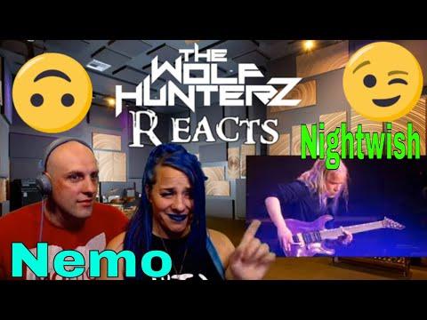 Nightwish - Nemo (Wacken 2013) The Wolf HunterZ Reaction