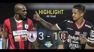 Video Persipura 3 - 1 Bali United | Highlight - All Goal | Liga 1 GO-JEK TRAVELOKA 2017 MP3, 3GP, MP4, WEBM, AVI, FLV Agustus 2018